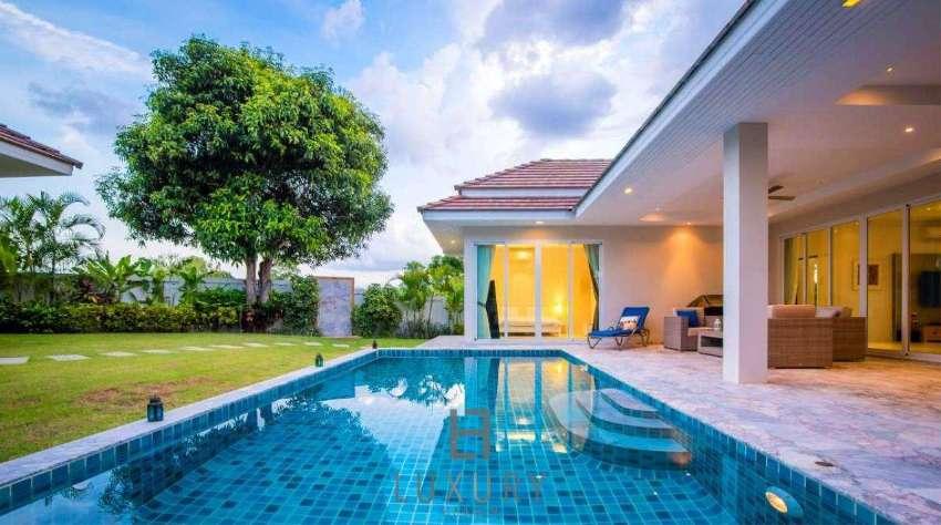 Very Well Presented 4 Bedroom Pool Villa on Luxury Development
