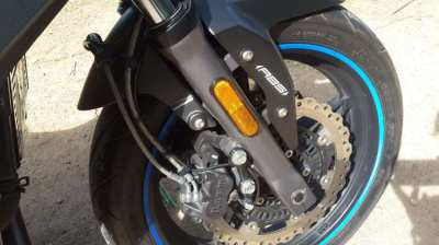 Like New 650cc bike for ONLY 135,000 BHT!!