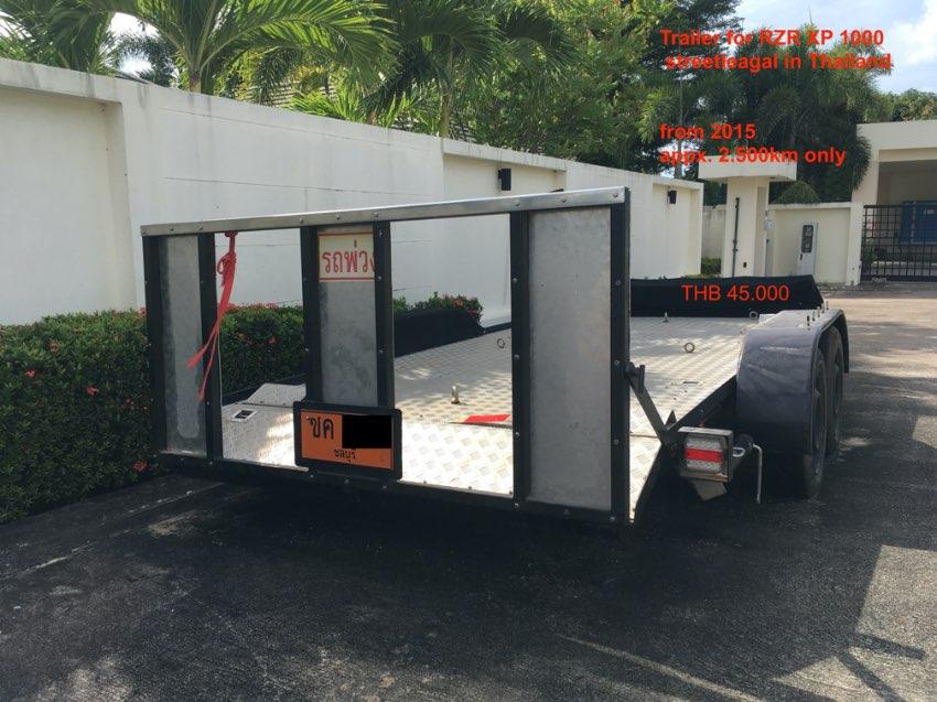 Polaris RZR 1000 UTV / ATV - fully loaded