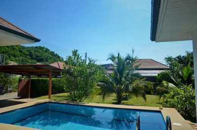 House for rent 2 bedroom 2 bathroom with swimming pool,near the beach
