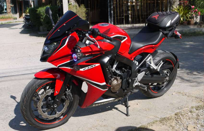 Immaculate...!!CBR650F 2018,ABS...1 owner...