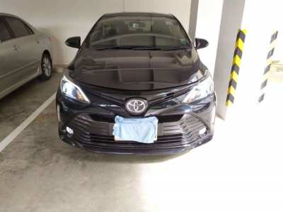 Toyota Vios top of the line very low mileage