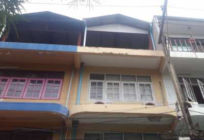 Shophouse near Jomtien Beach for Sale