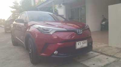 Toyota CHR1.8 -2020.- 6000km!!!!!!!
