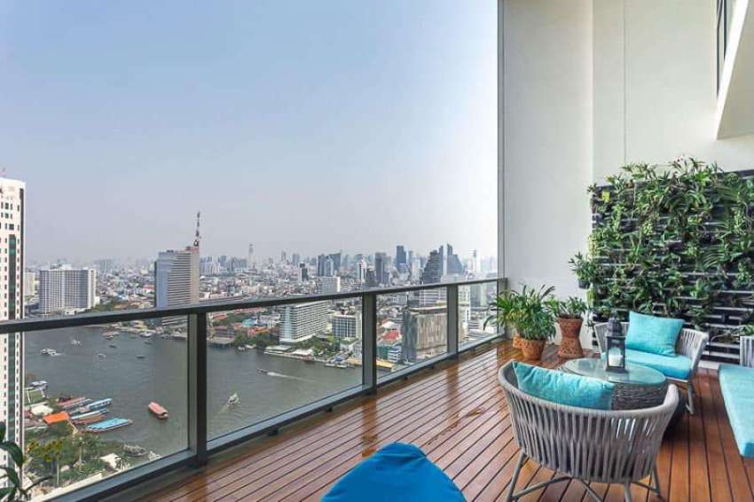 SALE - The River, 4BR DPX (363sqm), high floor, at 95MB
