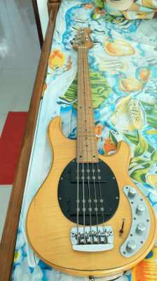 Mc Lorence Bass Guitar