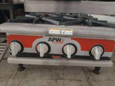 4 burners stove