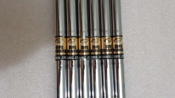 golf iron shaft (DG SL s300)