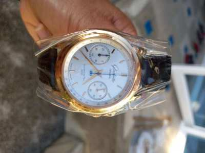 Glashütte Chronograph Senator in RoseGold LIMITED ONLY 25 PIECES NEW