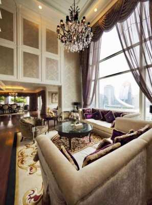 Penthouse for sale in Chidlom 698sqm (4BR 5Bath), at 280MB