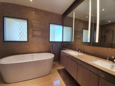 RENT - Magnolias Waterfront Residences, 3BR-DPX (248sqm), at 380K