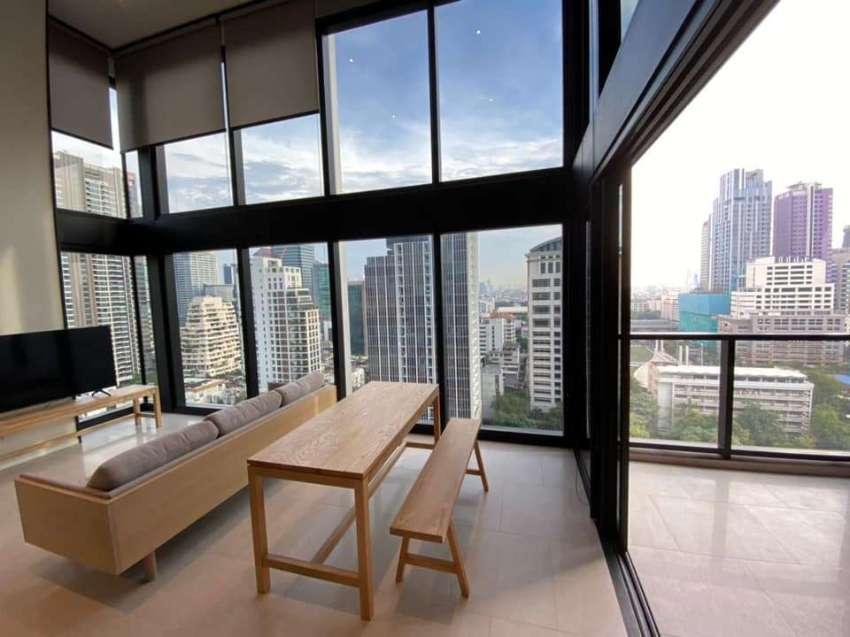 RENT - The Lofts Silom, 2BR Loft (54+14sqm), at 59K