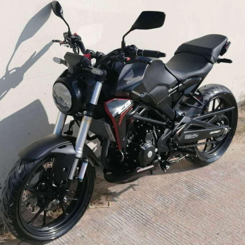 05/2019 Honda CB300R ABS 4xxxkm 89.900 ฿ Finance by shop