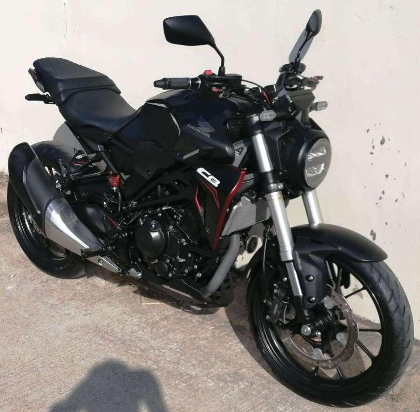 05/2019 Honda CB300R ABS 4xxxkm 79.900 ฿ Easy finance by shop