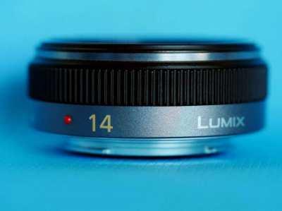 Panasonic Lumix H-H014 14 mm f/2.5 Lens