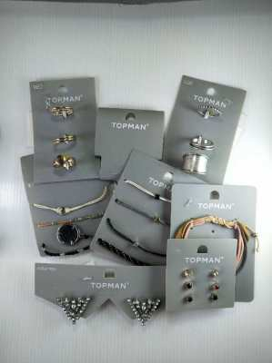 Mens Jewelry – Priced to Clear!
