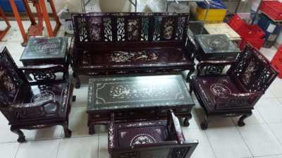 Sofa sets 8 pieces