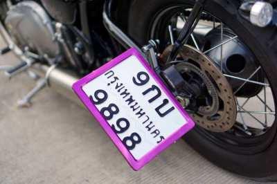 Triumph Bonneville Bobber 2017 like a new bike Only 11,xxx km...!!!