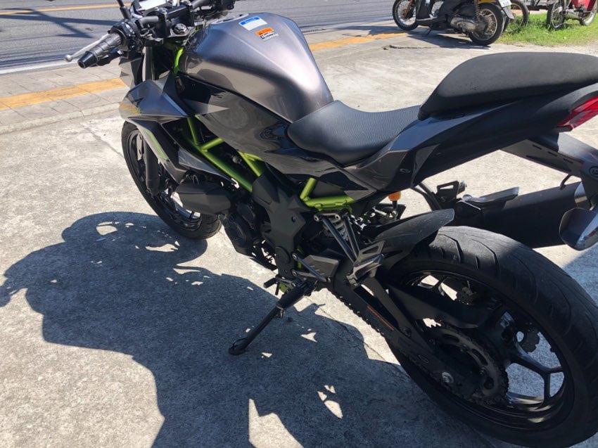 Z250 SL