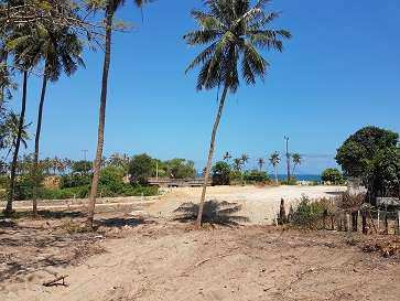 4000 sq.m(2.5 rai) land for sale in Prachuab.