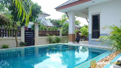 #HSR1993  Pivate Pool 20,000 Baht For Rent in Baan Dusit Pattaya View
