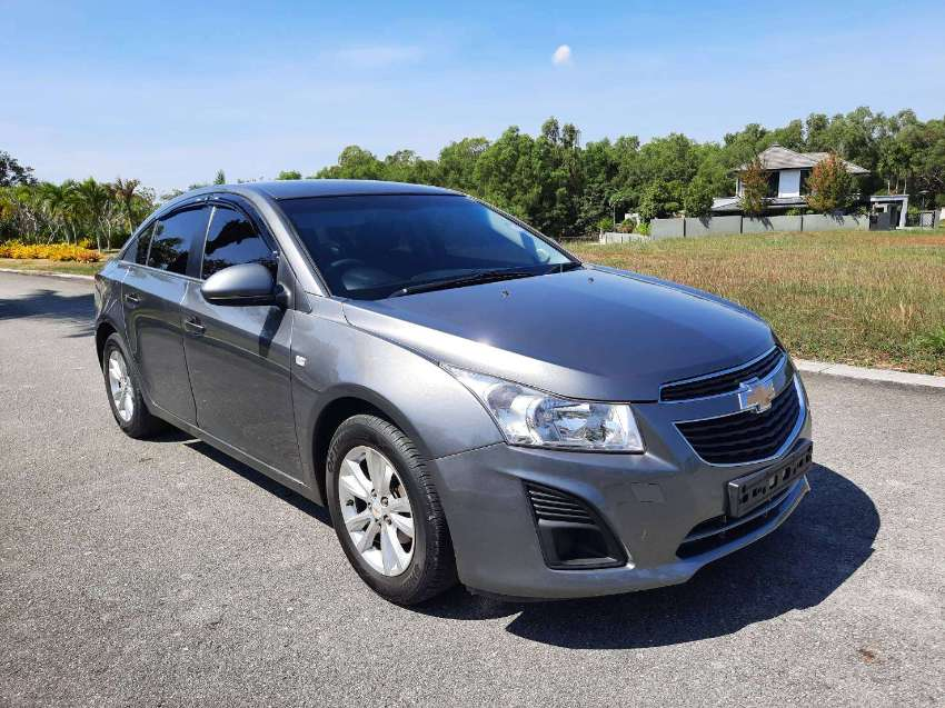 Good as new Chevrolet Cruze 1.6LS 2014, Sold by Owner