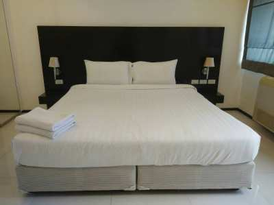 For Rent Service Amartment Near BTS Nana Room Size 64 Sqm. 22,000 Baht