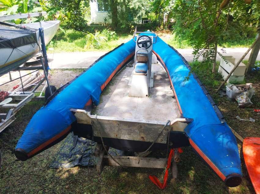 REDUCED !!! Cholamark RIB- 5.8 meters for sale.