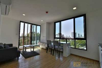 Notting Hill The Exclusive Charoenkrung Brand New 1 Bedroom Unit Rent