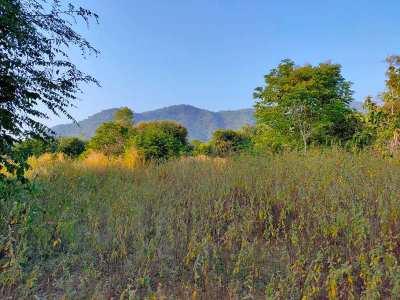 Stunning Mountain Front Land 154-1-75 Rai Near Springfield Golf & Spa