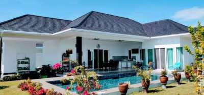 Aria Villa - Hua Hin one year old luxury villa