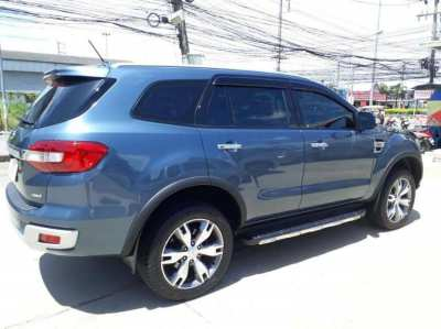 Ford Everest 3.2 Titanium+ 4x4 AT 2017