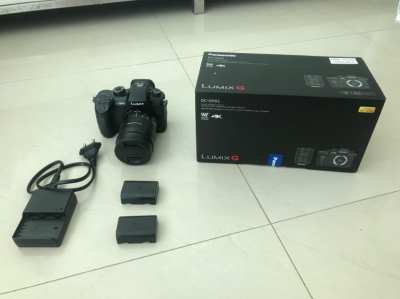 Panasonic GH-5 - Leica DG Vario 12-60mm f2.8-4 kit + accessories