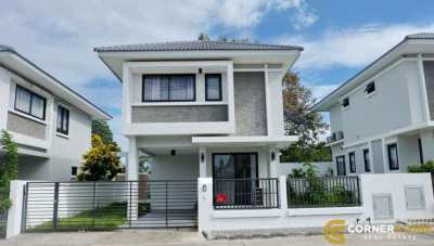 #HS1989 3Bed 3Bath House For SALE @Uraiwan Grand Villa 3,300,000.-