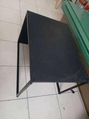 Black Wood Table