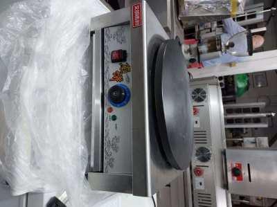 Over Counter Crepe Machine