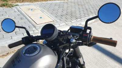 Honda Rebel 500 2019 4000km