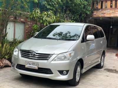 ขาย รถยนต์ Toyota Innova 2.0 G ปี 2012