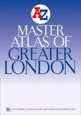 Master Atlas of Greater London Paperback – Illustrated by Geographers