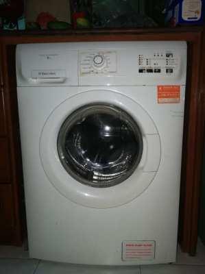 Electrolux Front Load washing machine.