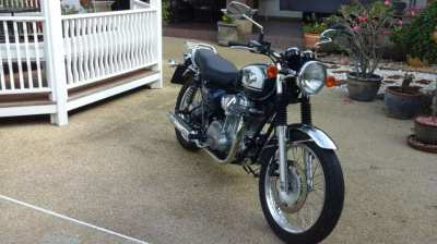 KAWASAKI W800 IN EXCELLENT CONDITION