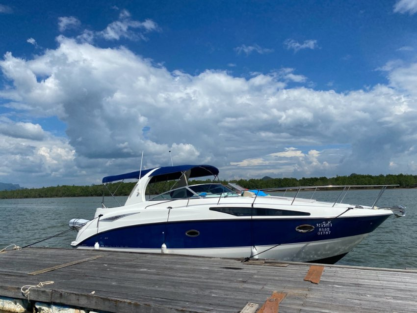 BAYLINER 325 SUNBRIDGE - 35 feet - 2009 year