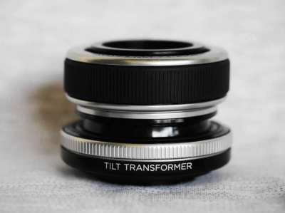 Lensbaby Composer Focus Front With Tilt Transformer for Micro 4/3