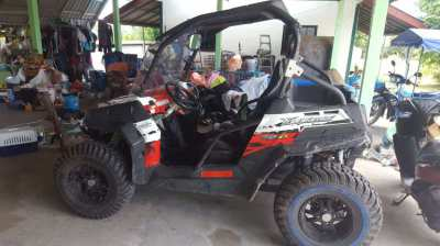 TERRACROSS CF625.6 EX 4X4 WITH DIFF LOCK AND ELECTRIC WINCH