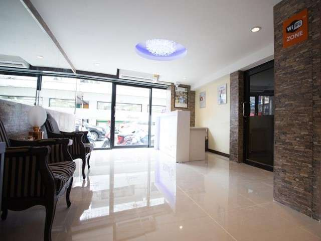 Hotel FOR RENT Central Pattaya 36 Rooms
