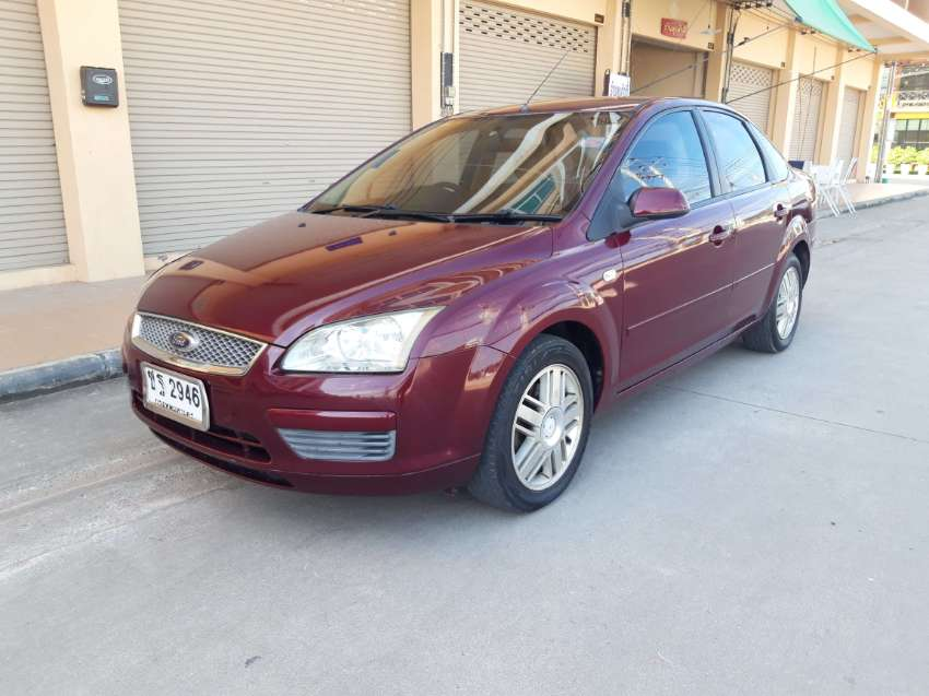 Ford Focus automatic ( 1 owner car - ONLY 90.000km )