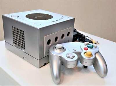 Nintendo GameCube Platinum - Video Game