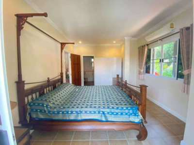 Fully furnished resort style house at a nice area,Moo Baan Flora Ville