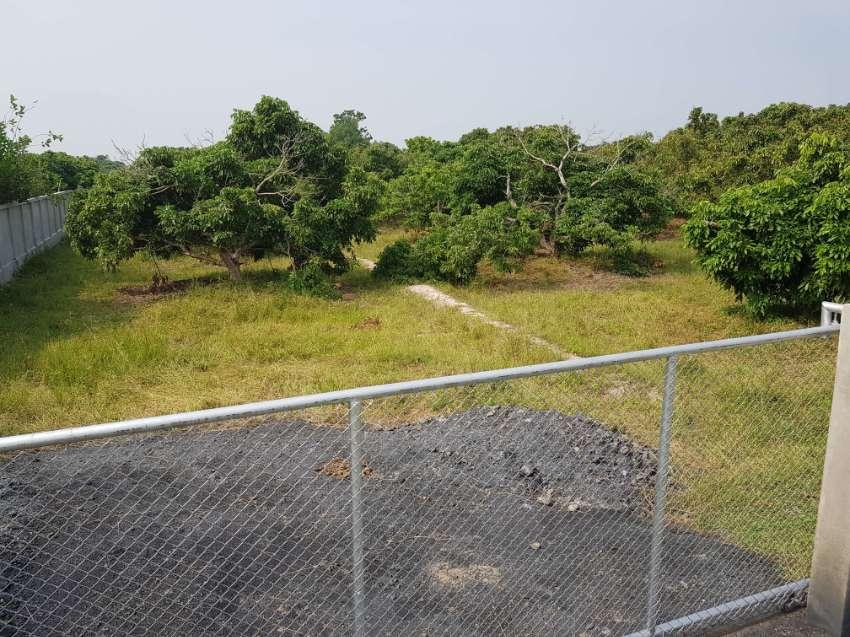 LAND 2 RAI (fully fenced) HANG DONG, CHIANG MAI