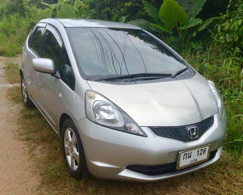 Honda Jazz 2010 V-AT 1.5V-Tec